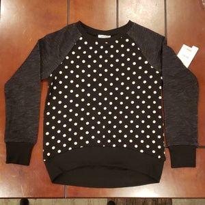 Danskin Now - Sweatshirt - Size S - 6-6X